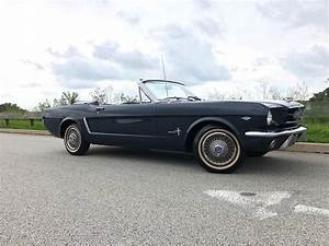 all original 1965 Ford Mustang CONVERTIBLE for sale