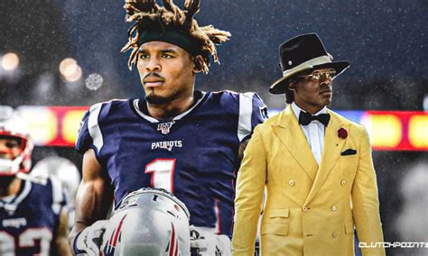 Patriots news: Cam Newton's pre-game outfit has Twitter ...