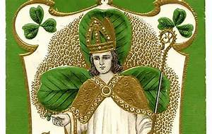 St. Patrick's breastplate, the poem of Ireland's greatest ...