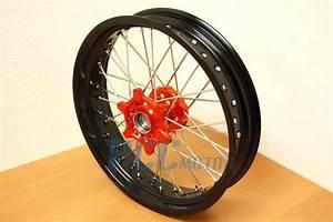 Ktm 690 Front  Rear 17 U0026quot   17 U0026quot  Supermoto Wheels Set Cush Hub