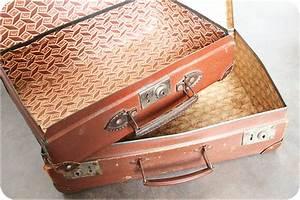 Valise En Bois : restaurer une vieille valise ~ Teatrodelosmanantiales.com Idées de Décoration
