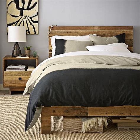 west elm emmerson bed 10 creative pallet bed design ideas rilane