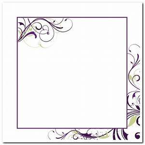 blank wedding invitation layout yaseen for With blank wedding invitations for printing
