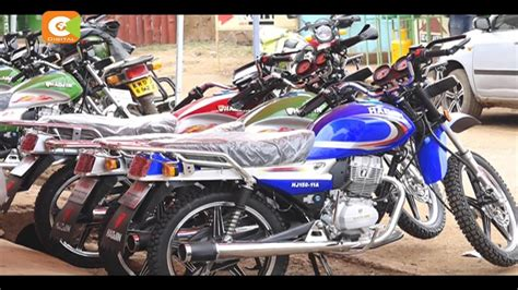 Boda Boda Sector Credited With Changing Lives Of Operators