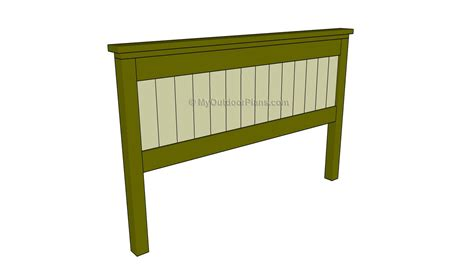 bed headboard plans  outdoor plans diy shed