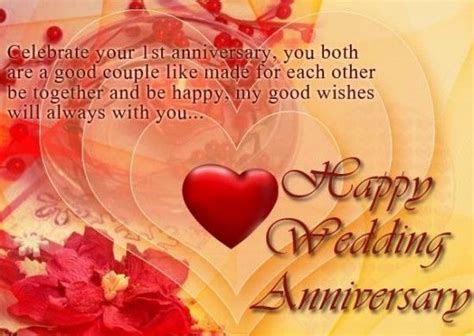 happy wedding anniversary pictures   images