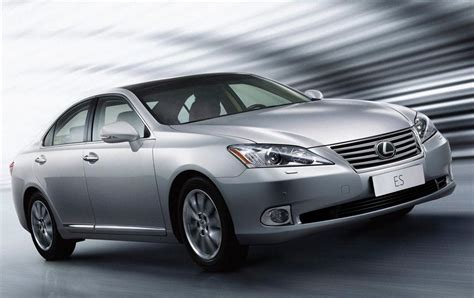 2010 Lexus Es 350 Facelift Photos Leaked