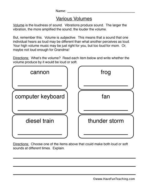 sound worksheets  fun teaching
