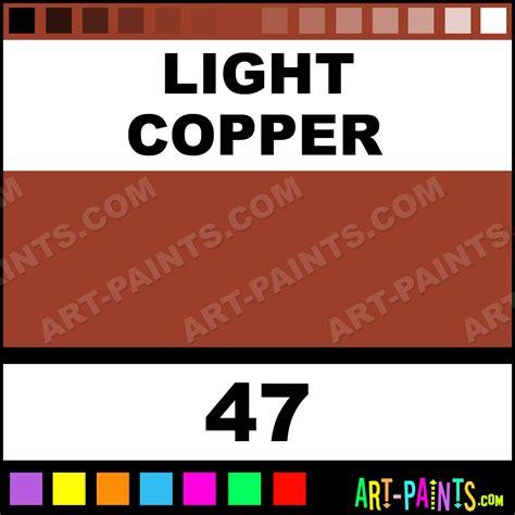 light copper setacolor shimmers fabric textile paints 47