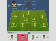 FIFA 19 Atletico Madrid, Manchester United, Dortmund and