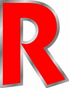 Letter R - Best, Cool, Funny