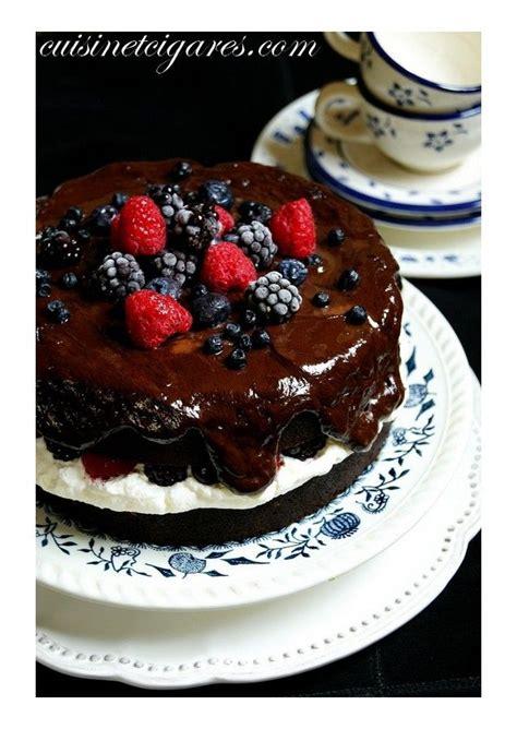 g 226 teau guinness chocolat fruits rouges et sa cr 232 me mascarpone cuisine et cigares dessert