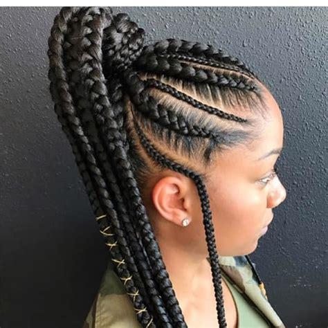 latest ghana weaving hairstyles  nigeria jijing blog