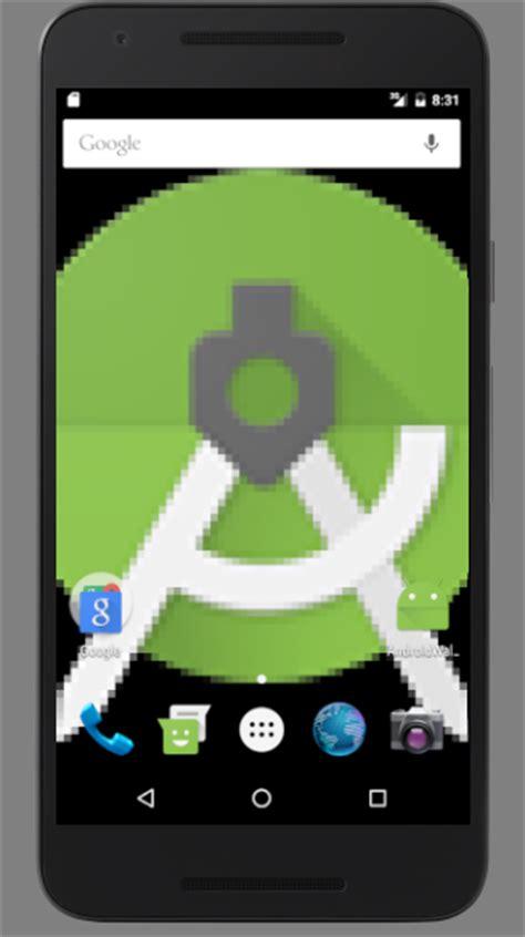 Android-er: Set wallpaper using resource inside APK