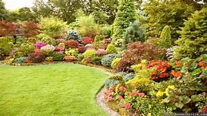 Beautiful Colorful Gardens Hd Wallpapers Wonderwordz ...