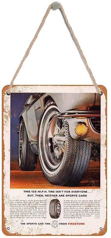 Nov 12, 2017 · applying for a nordstrom credit card. Amazon.com: Isaric Wood Hanging Sign 8 X 12 Inches 1966 Firestone Sports Car Tires Funny Wooden ...