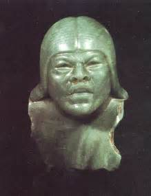Were Olmec People African