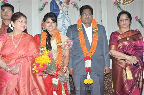 actress lakshmi daughter wedding actress lakshmi at y vijaya daughter wedding reception