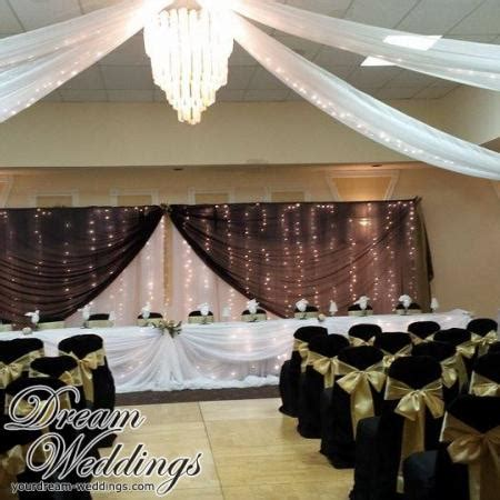 covers and linens dream weddings by balloon express