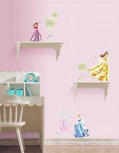 disney princess castle wall stickers for girls With castle wall decals
