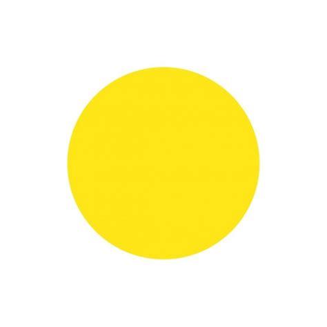 pastilles de couleur jaune stocksignes