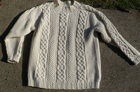fisherman s sweater handmade fisherman 39 s sweater