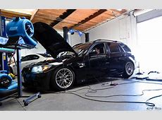 BMW E91 328i Gets Supercharged to M3 Levels of Power