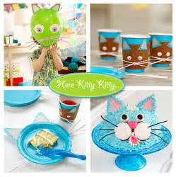 july 4th decorations cat themed birthday party living locurto
