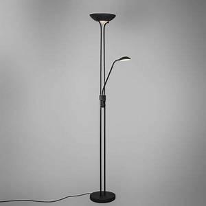 Led Stehleuchte Pin : stehleuchte diva led 2 schwarz stehleuchte lampe innenbeleuchtung lamp in black pinterest ~ Indierocktalk.com Haus und Dekorationen