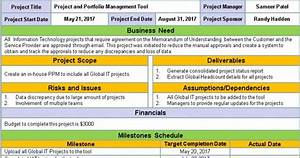 Agile Software Design Document Template Project Charter Template Ppt Free Download