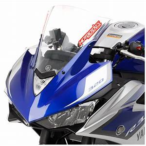 Yzf-r3 2015-16 Windscreen