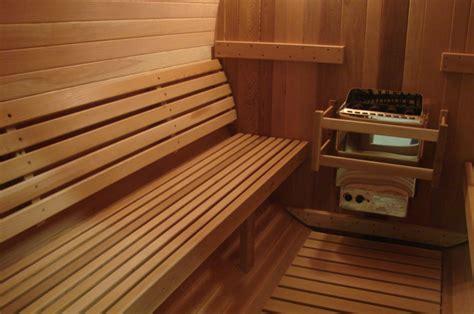 grandview barrel sauna health benefits pampering