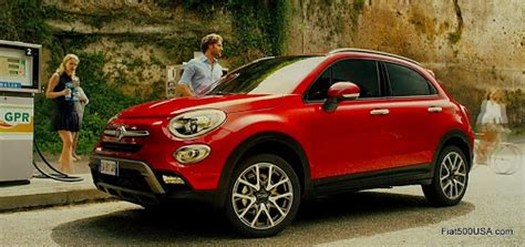 Fiat Bowl Commercial by Fiat 500x 2015 Bowl Commercial Fiat 500 Usa