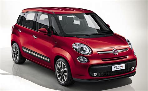 Fiat L by 2013 Fiat 500l Released