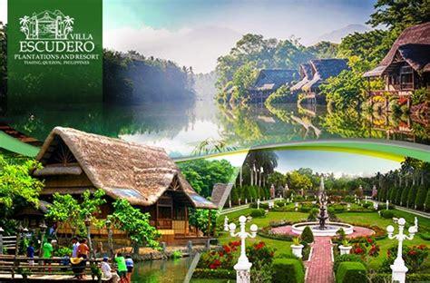 Off Villa Escuderos Day Trip Buffet Promo In Quezon