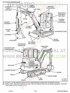 2012 Bobcat E32 Wiring Diagram