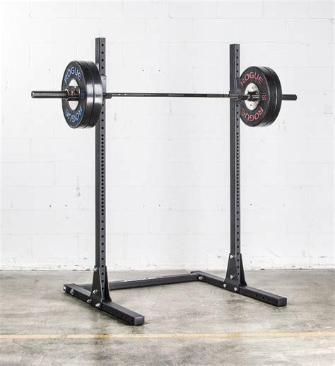 rogue squat rack rogue s 1 squat stand 2 0 weight 72 quot squat
