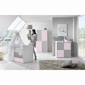 Rosa Grau Zimmer : schardt kinderzimmer clic rosa grau ~ Markanthonyermac.com Haus und Dekorationen