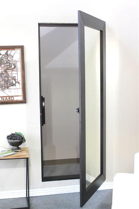 Hideaway Closet Doors by Secret Mirror Closet Door Buy Now Door Store