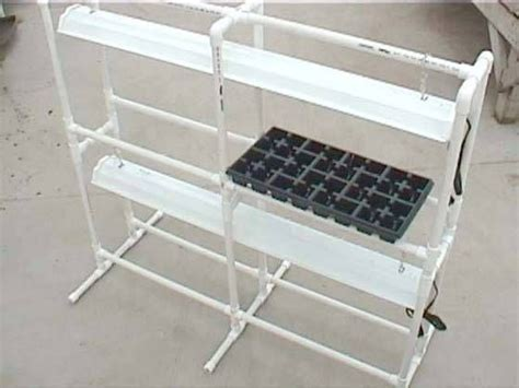 How To Build An Awesome Indoor Seed-starting Rack