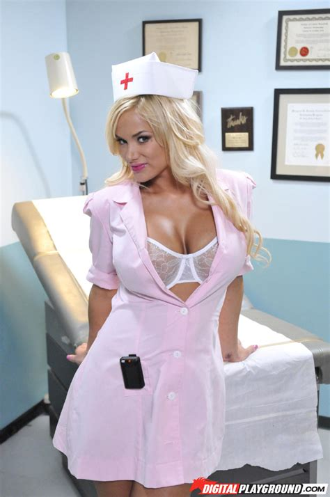 Shyla Stylez Busty Nurse Gets Asspounded By Her Patient