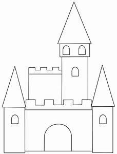 cinderella39s castle paper piecing patterns pinterest With castle cut out template