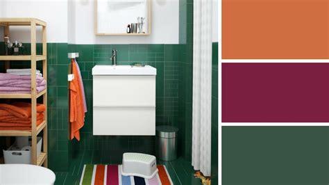 salle de bains les couleurs tendance 2017