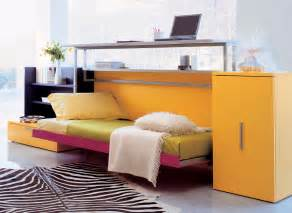 cabrio in is a space saving wall bed designed in italy by clei shelf above comes and