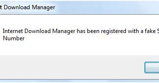 With a huge number of settings for endless configuration, easy updates manager is an obvious choice for anyone wanting to take control of their website updates. Tips of The Day;: Internet Download Manager (IDM): Disable Pop Up Fake Serial