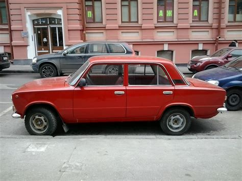 Spotted...cars In Moscow