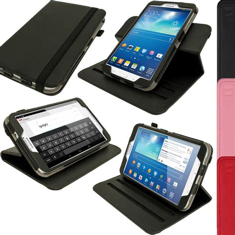 Bookcase Samsung Tab3 8 0 360 176 pu leather cover for samsung galaxy tab 3 8 0