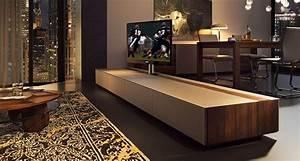 Versenkbarer Fernseher Möbel : cubus home entertainment raumteiler mit drehbarer tv s ule team 7 m nchen wohnzimmer ~ Eleganceandgraceweddings.com Haus und Dekorationen
