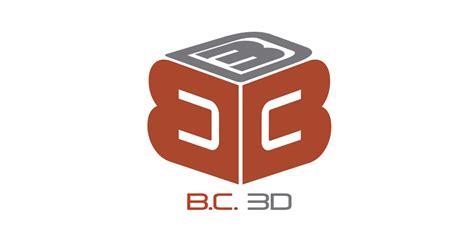 Logo 3d by B C 3d Logo