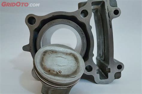 Modifikasi Jupiter Mx Bore Up by Bore Up Yamaha Jupiter Mx Pakai Blok Dan Piston V Ixion
